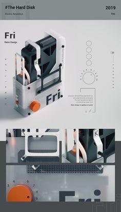 Electric Revolution on Behance Web Design, Retro Design, Layout Design, Design Trends, Graphic Design, Design Ideas, Kitchen Industrial Design, Industrial Design Portfolio, Modern Industrial