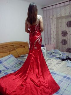 Awesome Evening Dresses plus size Red... Check more at https://24myshop.tk/my-desires/evening-dresses-plus-size-red/