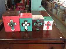 Omg..I solo need this for my kitchen! Rustic red and turquoise, crosses..perfect! Even my Cody would like!