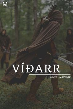 Vidarr meaning Forest Warrior Old Norse names V baby boy names V baby names Namen Fantasy Unisex Baby Names, Baby Girl Names, Baby Boy, Baby Crib, Norse Names, Celtic Female Names, Celtic Boy Names, Irish Names, Hispanic Baby Names
