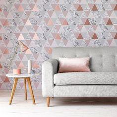 Το metallic trend διεισδύει στη διακόσμηση του σπιτιού σου με τον πιο ιδιαίτερο τρόπο