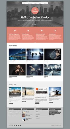 Kinsky - WordPress Blogging/Portfolio Theme http://themeforest.net/item/kinsky-wordpress-bloggingportfolio-theme/5263252?ref=wpaw #web #design #wp