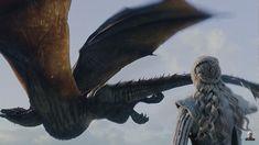 Drogon Game Of Thrones, Game Of Thrones Dragons, Game Of Thrones Art, Dany's Dragons, Mother Of Dragons, Deanerys Targaryen, Game Of Trones, White Dragon, Khaleesi