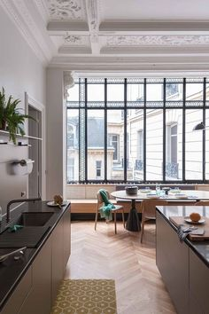 Fantastic design ideas to modernize the interior of your home Ideal Small Apartment Decorating Ideas Contemporary Interior Design, Luxury Interior Design, Interior Design Kitchen, Interior Design Ideas For Small Spaces, Modern Home Interior, Small Apartment Interior Design, Modern Contemporary, 2018 Interior Design Trends, Flat Interior