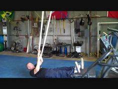 diy rope climb exercise apparatus