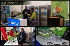 Pretekli vikend smo na spomladanskem sejmu Komenda v sodelovanju z Orca energijo podrobneje predstavili produkte znamke Coolwex. www.varcno-ogrevaj.si