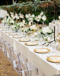 "44 Likes, 5 Comments - Destination Wedding Studio (@destinationweddingstudio) on Instagram: ""Heidi + Lyle's enchanting reception table at the always picturesque Ernest Hemingway House in Key…"""