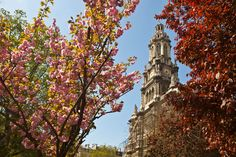 Paris in the spring by Jacques Bravo