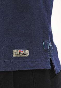 Homme New Zealand Auckland Polo - spring navy bleu foncé: 70,00 € chez Zalando (au 11/05/16). Livraison et retours gratuits et service client gratuit au 0800 740 357.