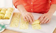 Creamy Lasagna Roll-Ups Recipe - Kraft Recipes