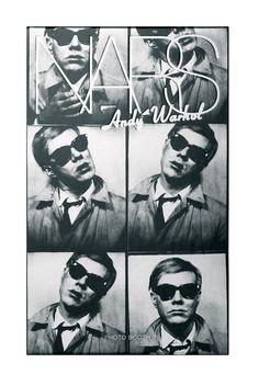 NARS' Andy Warhol Collection  Photo Booth Gift Set Nail Polish