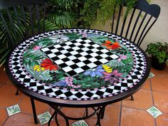 CHESSTABLE by Lucia 123, via Flickr
