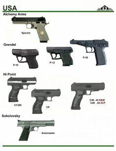 Unusual US designs