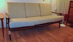 Guy Rogers sofa at Bra Bohag in Edinburgh Antique Sofa, Edinburgh, Sofas, 1960s, Guy, Couch, Chair, Room, Furniture