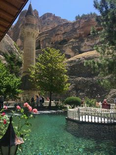 Somuncu Baba mosque ( Turkey ) – 2020 World Travel Populler Travel Country Beautiful Places In The World, Wonderful Places, Places To Travel, Places To See, Travel Around The World, Around The Worlds, Magic Places, Holiday Resort, Turkey Travel