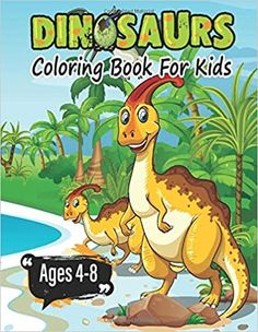 The Perfect Gift for Children's  Click the cover to see what's inside!  This Dinosaur Coloring Book Like This Coloring Dinosaurs Dot to Dot Activity Book For Kids to Improve Their Skills   #coloring #book,coloring,giant #coloring #book,adult #coloring,coloring #book #page,colouring #book,adult #coloring #books,coloring #page,coloring #pages,coloring #books,colouring,coloring #book #collection,imagine #ink #coloring #book,colouring #book #collection,lol #surprise #dolls #coloring #book… Colouring, Adult Coloring, Coloring Books, Dinosaur Activities, Book Activities, Toddler Drawing, Dinosaur Coloring Pages, Dinosaur Drawing, Cute Dinosaur