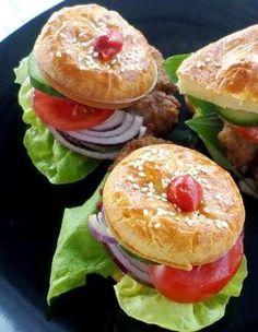 Paleo pizza és paleo hamburger recept videóval (Szafi recept) ~ Éhezésmentes Karcsúság Szafival