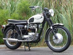 1966 Triumph Motorcycles Bonneville T120R by Classic Showcase
