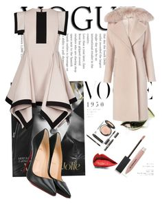 """""""Untitled #419"""" by deamolla ❤ liked on Polyvore featuring Chanel, Diane Von Furstenberg, Christian Louboutin and Burberry"""
