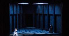 Anna Bolena at the W - Anna Bolena at the Wiener Staatsoper Vienna. Production…