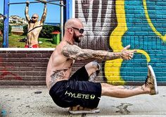 Bodyweight Supersets For Super Strength! ===== Supersets with Al Kavadlo -Immortalis