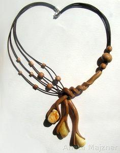 Amber and Wood - 2291 by AmberSculpture.deviantart.com on @deviantART
