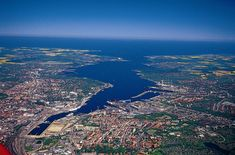 Kiel, Germany! If I make it to Germany this is the first place I'm going.