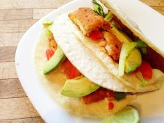 The combination of lime and basil really adds flavor to the Tilapia. This dish can either be eaten along with grilled vegetables or sliced and served in tacos.