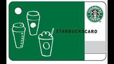 Starbucks gift card..