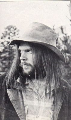 Neil Young 1973