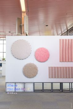 Mieke van den Hout - Studio Mieke Lucia - Acoustic Panel - photo by Enigheid.nl