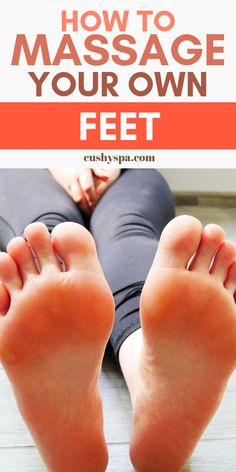 Interested in a foot massage? Here is how to massage feet at home yourself! Lear… Interested in a foot massage? Here is how to massage feet at home yourself! Learn everything about pressure points and massaging tips! via Cushy Spa Massage For Men, Massage Tips, Self Massage, Massage Benefits, Foot Massage, Massage Therapy, Technique Massage, Massage Techniques, Asmr
