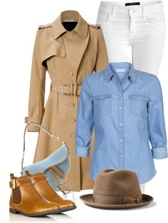 A fashion look from April 2013 featuring denim top, belted trench coat and skinny jeans. Browse and shop related looks. Denim Top, Fashion Looks, Skinny Jeans, Coat, Polyvore, Blue, Shopping, Jean Blouse, Sewing Coat