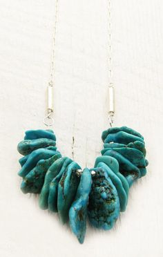 Sonora Nacozari Turquoise Statement Necklace