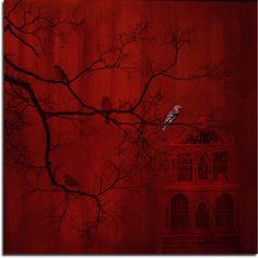 art, color red #pintowinGifts & @giftsdotcom