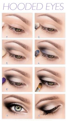 Hooded Eyes - Tutorials des Tages 26.02.2014 | Funcloud