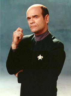 The Doctor, Star Trek.