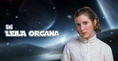 """Quale personaggio di Star Wars sei?  Risultato:  """"Sei Leila Organa! Sei una persona audace ed intraprendente, che non si tira mai indietro quando si tratta di combattere per le proprie idee. Il tuo altruismo e le tue capacità di leadership ti rendono un capo carismatico ed affidabile, la persona migliore con cui si potrebbe desiderare affrontare una battaglia."""""""