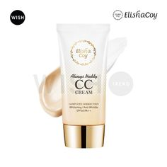 [ELISHACOY] Free Shipping + Always Nuddy CC Cream