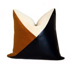 These are made from a soft bone ivory chenille, black faux leather and a rich gold ribbed fabric.