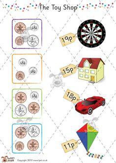 Teacher's Pet - Premium Printable Classroom Activities & Games - Classroom Resources, games and activities for Early Years (EYFS), Key Stage 1 and Key Stage 2 Money Activities, Teaching Activities, Classroom Activities, Key Stage 1 Maths, Infant Lesson Plans, Money Worksheets, English Worksheets For Kids, Singapore Math, Teachers Pet