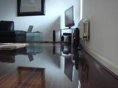 Super High Gloss Laminate Flooring Cheapest In UK