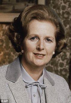 Margaret Thatcher was a rock star