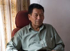 The Iceman of India Chewang Norphel fought with global warming