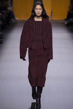 Hermes Autumn/Winter 2016 Ready-To-Wear