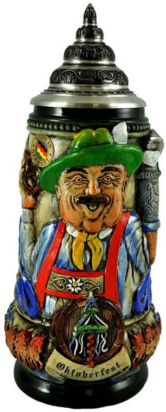 German Steins On Pinterest Germany Oktoberfest And New