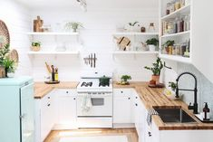 Kitchen Remodel Cost - How to Save Money Tips   Apartment Therapy