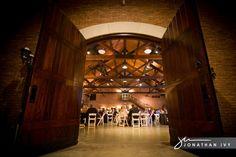 delaney vineyards reception photos