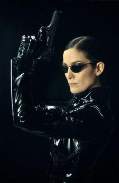 Trinity - The Matrix