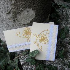 Květinové s obálkou